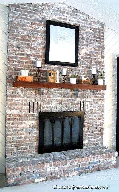whitewashed brick fireplace whitewashed brick fireplace m white wash brick