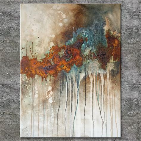 Vorlagen Moderne Malerei Acrylbilder L Nettis Abstrakte Wandbilder Collagen Malkurse