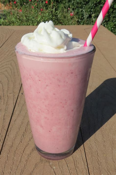strawberry shake strawberry milkshake