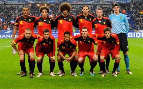 L'équipe nationale de Belgique, l'équipe de demain ... L Equipe Football