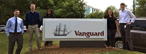 Vanguard Mba Internship by Voyage To Vanguard Vanguard Career Website