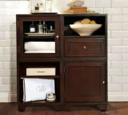 Bathroom Storage Floor Cabinet Decorative Bathroom Floor Cabinets Home Constructions