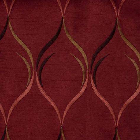 chocolate brown and red curtains merlot red curtains with multi color embroidery gold