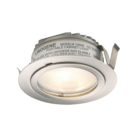 low voltage under cabinet lighting dals lighting x1055fr low voltage xenon metal puck under