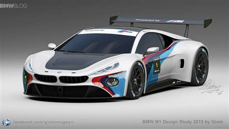 futuristic cars bmw bmw m1 design study shows a futuristic supercar