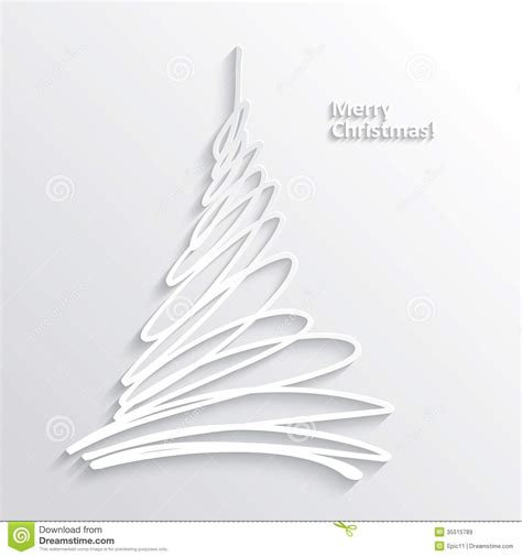 abstract christmas tree royalty  stock images image