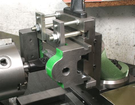 Toolmakers Vice Converted Drilling Vice 02