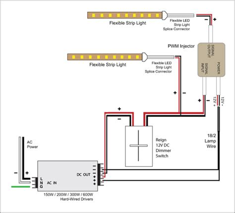 accu drive led dimmer switch wiring diagram wiring