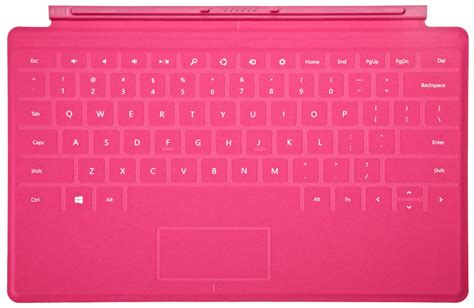 amazoncom microsoft surface touch cover 2 charcoal microsoft surface touch cover 2 backlit keyboard ms