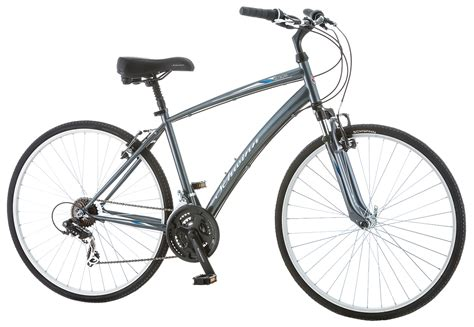 Bicycle S 1 schwinn network 1 0 s 21 speed hybrid city bike gray