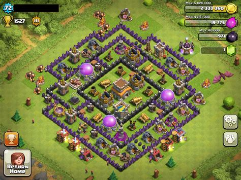 10 Best Photos From Clash Of The L A Premiere by Clash Of Clans Town Level 7 Layout 2013 Www Imgkid