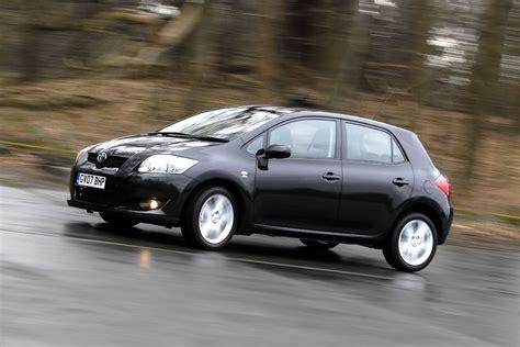 Toyota Complaints Department Uk Toyota Auris T180 Five Door Reviews New Toyota Auris