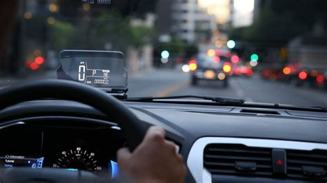 Head Up Display Auto by Honda Heads Up Display Autos Post
