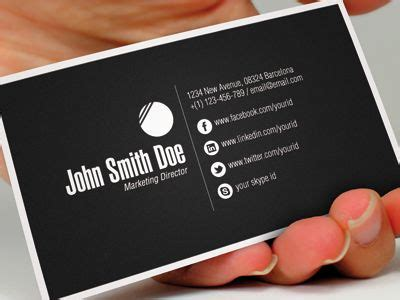 Should I Add Mba To My Business Card by 15 Sleek Exles Of Black Business Cards Letterpress