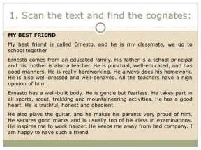 My Best Friend Essay by Away The Their From Describe My Best Friend Essay Chased