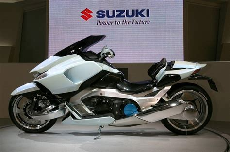 Suzuki Concept Motorcycles Dsng S Sci Fi Megaverse Futuristic Motorcycles