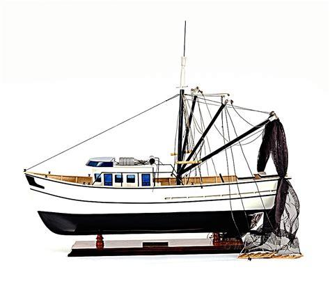 fishing boat model forrest gump 25 quot quality shrimp fishing boat model ship