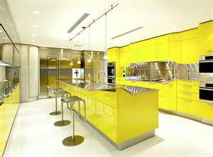 Yellow Kitchen Design by Yellow Kitchen Designs