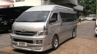 Toyota Commuter Used Toyota Hiace Commuter 2 5l D4d Manual Silver Model