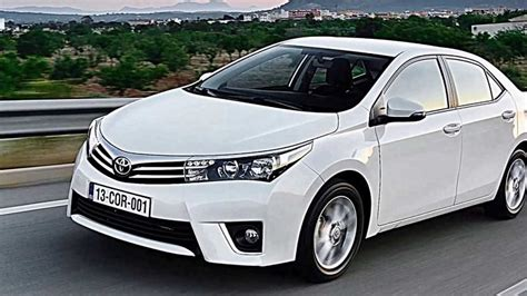 Price Of Toyota Corolla 2015 2015 Toyota Corolla Review Price Hybrid Sport Colors