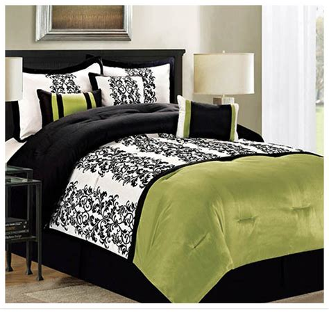 1saleaday bedding sale 7pc queen comforter sets 34 99
