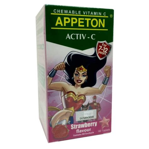 Appeton Malaysia appeton activ c strawberry 60s end 5 5 2017 6 15 pm