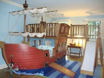 bett piratenschiff all on deck with these boat beds design dazzle