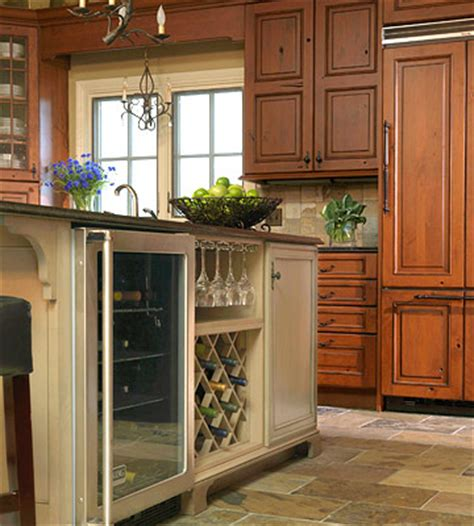 kitchen island with wine storage 9 kitchen features that will increase your home s appeal medford remodeling