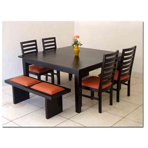 dining table black phiinecom furniture small rustic room