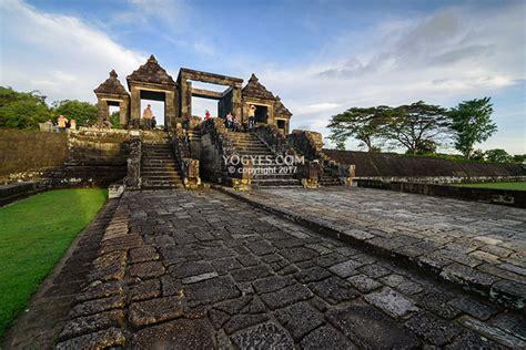 istana ratu boko foto