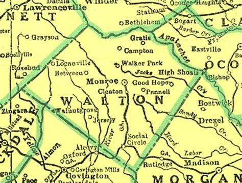 Walton County Search Georgiainfo