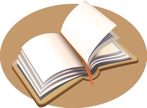 booked for books open book image clipart best