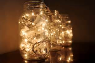 jars with lights tots and bottoms an easy decoration