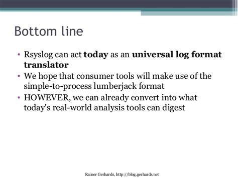 rsyslog template rsyslog log normalization