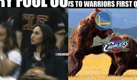 Cavs Memes - must see the most hilarious memes from cavs warriors game 6