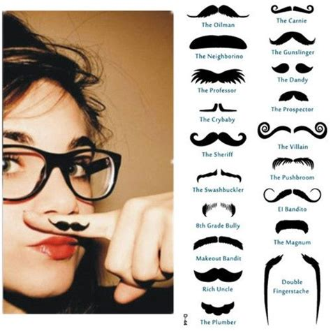 moustache tattoo designs best 25 mustache finger tattoos ideas on mini
