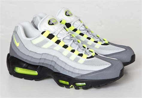 air max 95 nike air max 95 3m neon sneaker bar detroit