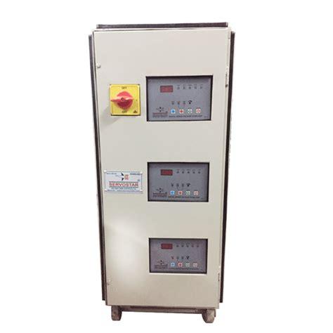 Murah Stabilizer Oki 15 Kva 3 Phase 15 kva servo stabilizer 15 kva servo voltage stabilizer