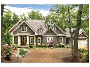 house plans craftsman ranch eplans ranch house plan four bedroom mountain cottage