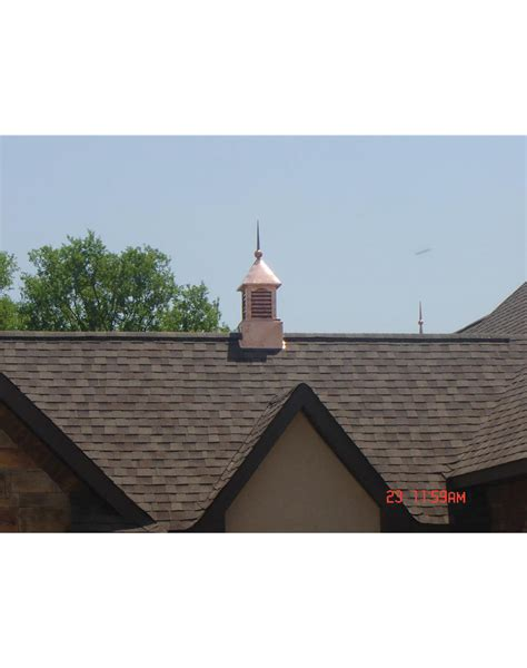 Decorative Cupola decorative copper roofing cupola ii home of copper