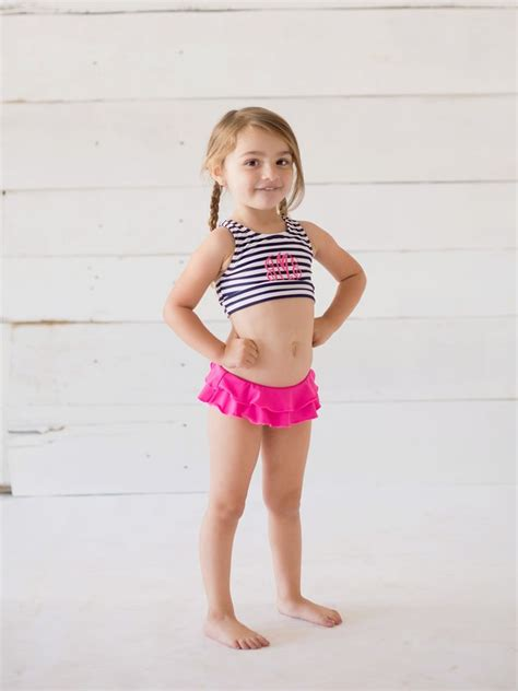 rental house how to personalize a little girls bedroom monogrammed swimsuit little girls swimsuit personalized