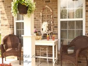Rustic Front Porch Decorating Ideas by Cottage Decorating Ideas Deluxe Home Design