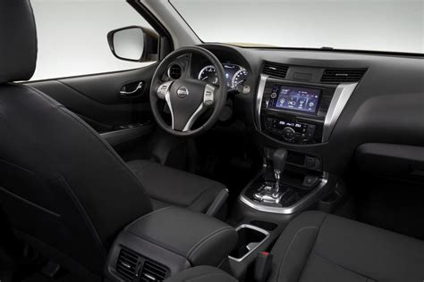 nissan interior 2018 nissan terra officially revealed navara based suv