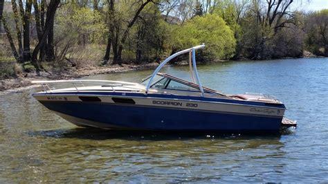 chris craft scorpion boats for sale chris craft scorpion 230 1982 for sale for 4 040 boats