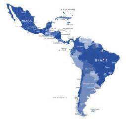 Map Latin America by Latin America Map Related Keywords Amp Suggestions Latin