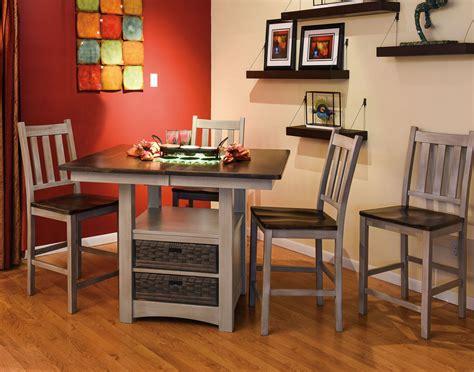 Amish Direct Furniture by Heidi Amish Cabinet Table Set Amish Direct Furniture
