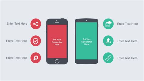 ppt templates for android technology animated mobile technology powerpoint template slidemodel