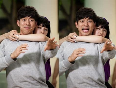 film gong yoo dan suzy gong yoo and suzy from quot big quot bts making film soompi