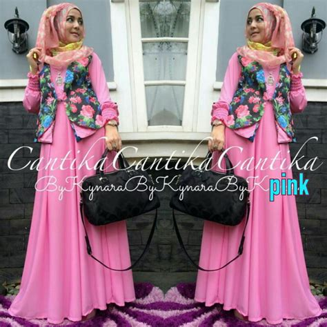 Setelan Cantika spandex fashion butiq laman 120