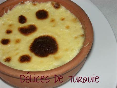 riz au lait au four fırında s 252 tla 231 d 233 lices de turquie et d ailleurs